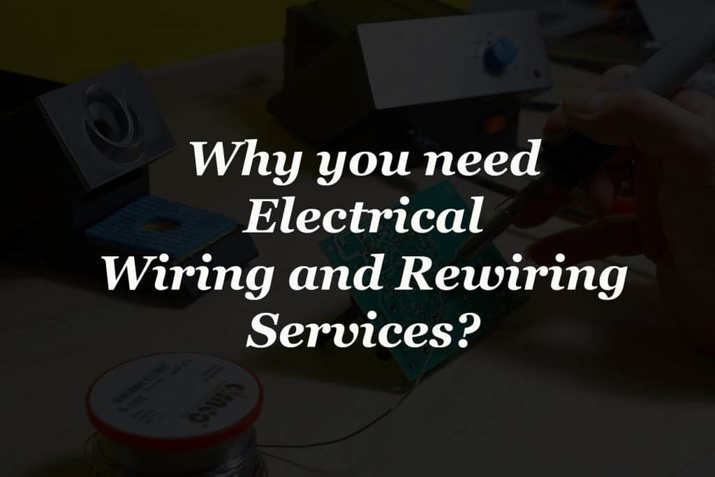 What's the Best Electrical Wiring and Rewiring Services in Luton?